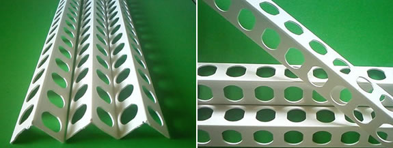 Perforated Mesh Drywall Beads